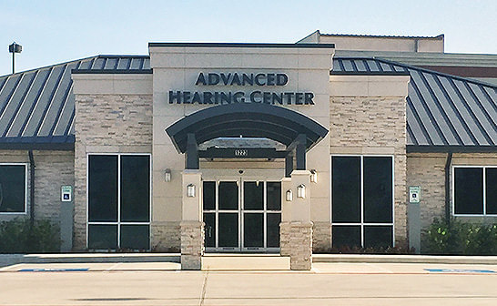 Advanced Hearing Center office in Sugar Land, TX