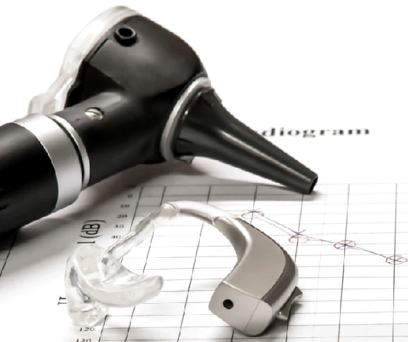 Otoscope from Advanced Hearing Center