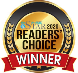 Reader's Choice Winner for Advanced Hearing Center in Sugar Land, TX